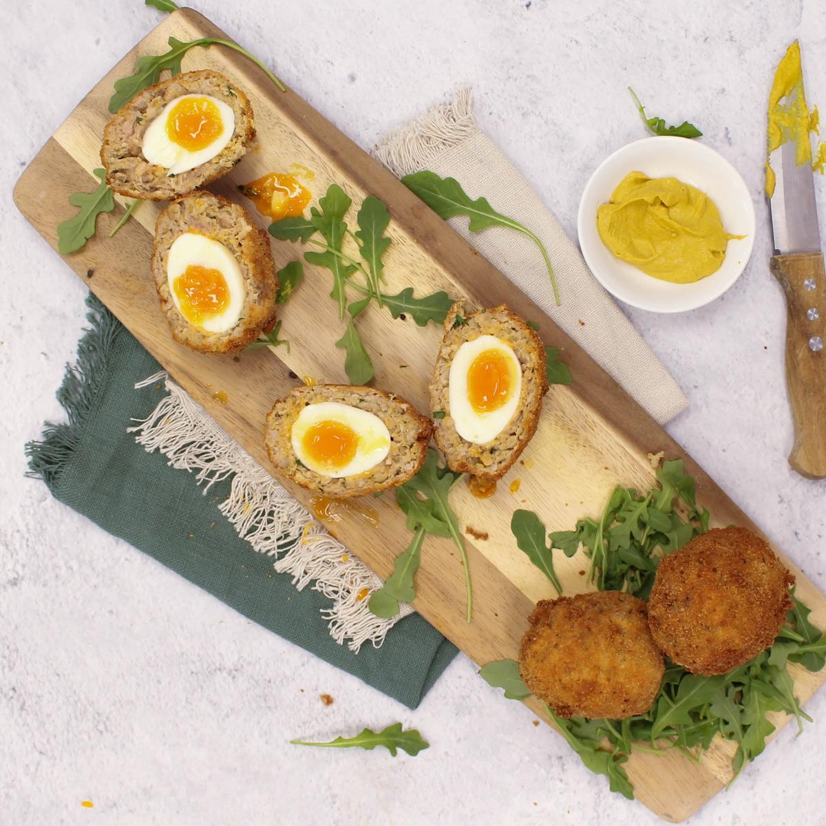 Farmhouse Scotch Eggs
