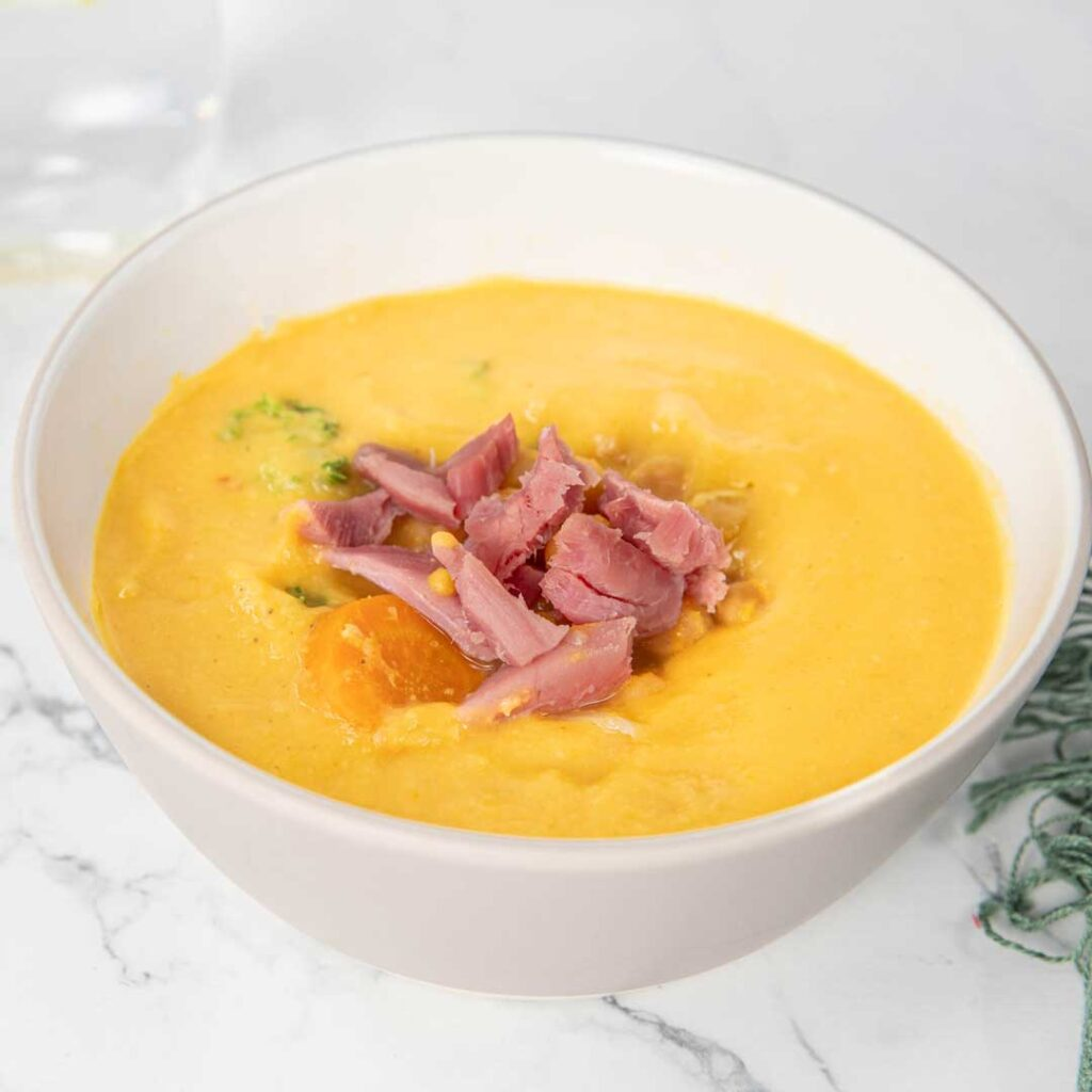 Three Aussie Farmers Hock Chickpea Soup