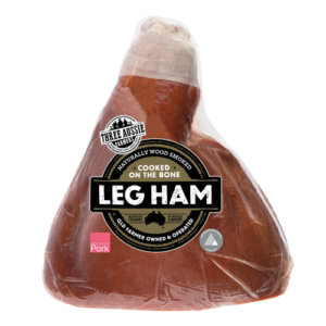 Three Aussie Farmers Half Leg Ham on the Bone